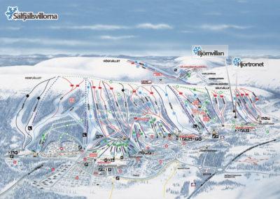 Lindvallens skidområde